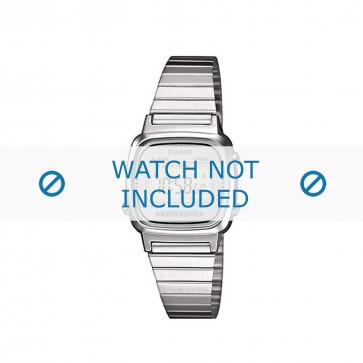 Klokkerem Casio 7EF-LA670WEA / 10334580 Stål 13mm