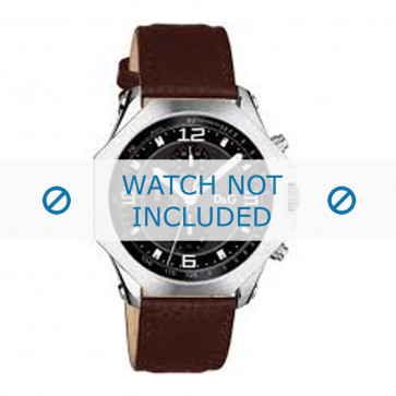 Dolce & Gabbana klokkerem DW0104 Lær Brun