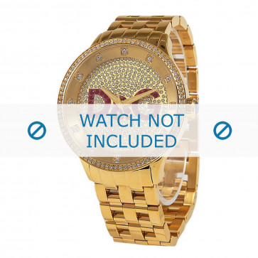 Dolce & Gabbana klokkerem DW0377 Metall Gull