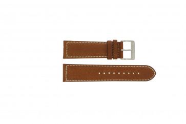 Davis klokkerem BB0451.24L Lær Brun lett 24mm