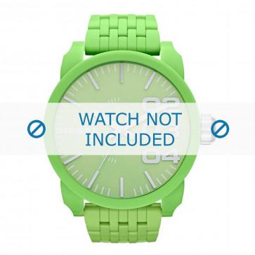 Diesel klokkerem DZ1574 Plast Grønn 28mm