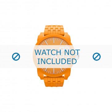 Diesel klokkerem DZ1581 Plast Oransje 28mm