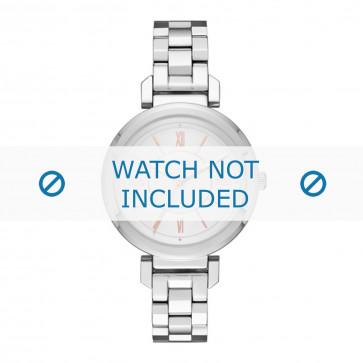 DKNY klokkerem NY2582 Metall Sølv