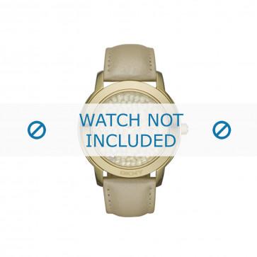 DKNY klokkerem NY8435 Lær Brun 20mm