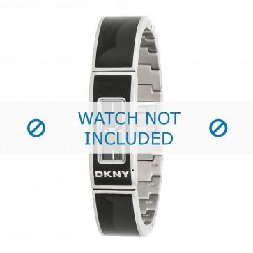 DKNY klokkerem NY8760 Rustfritt stål Sølv 8mm