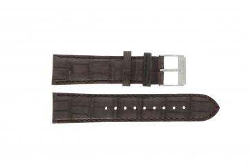 Esprit klokkerem ES107591002-40L Lær Brun 22mm + søm brun