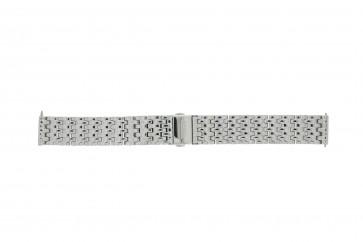 Fossil klokkerem ES-3712 Stål Sølv 16mm