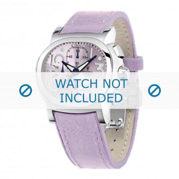 Festina klokkerem F16125.8 Lær Purple 23mm