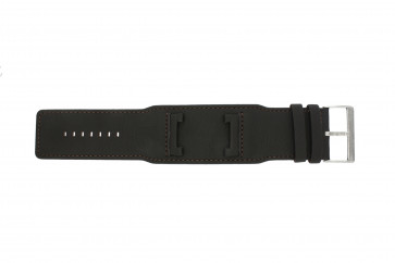 Klokkerem W90025G1 / W0418G1 Lær Brun 32mm