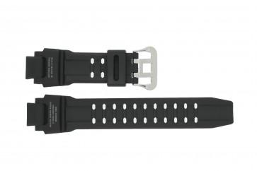 Casio klokkerem GW-4000-1AJ / 10397883 Silikon Svart 22mm