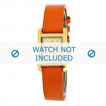 Klokkerem Michael Kors MK2270 Lær Oransje 14mm