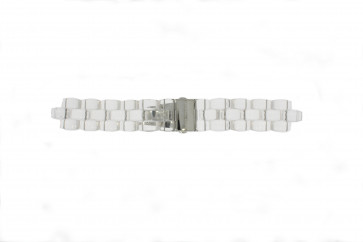 Michael Kors klokkerem MK5235 Plast Gjennomsiktig 22mm