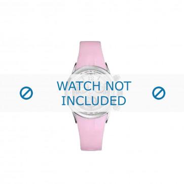 Nautica klokkerem A17538L Gummi / plast Rosa