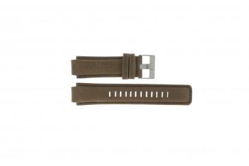 Timex klokkerem P2N721 / 45601 Lær Brun 16mm