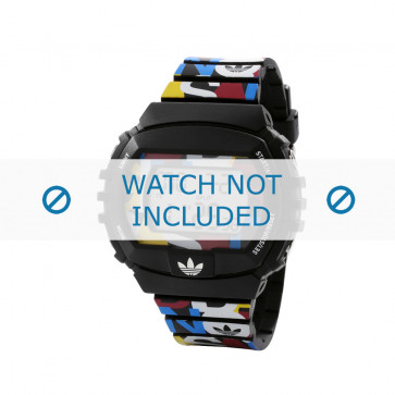 Adidas klokkerem ADH6080 Plast Svart 26mm