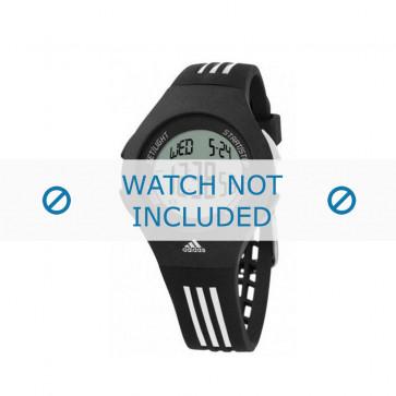 Klokkerem Adidas ADP6016 Gummi Svart 16mm