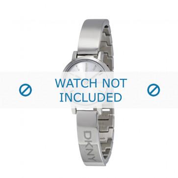 DKNY klokkerem NY-2306 Stål Sølv 10mm