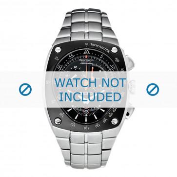 Klokkerem Seiko 7L22-0AD0 / SNL015P1 / 33V1JZ Stål 15mm
