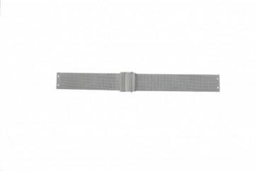 Skagen klokkerem 355LSSB Stål Sølv 18mm