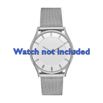 Skagen klokkerem SKW2342 Stål Sølv 20mm