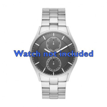 Skagen klokkerem SKW6266 Stål Sølv 22mm
