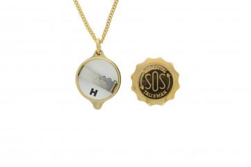 SOS talisman anheng med kjede (soshk)