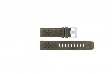 Timex klokkerem T49626 Lær Brun 22mm
