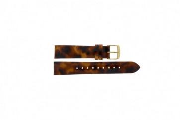 Timex klokkerem T2P237 Lær Brun 18mm