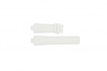 Breil klokkerem TW0394 / F660012788 Lær Hvit 12mm + søm hvit