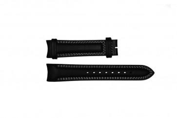 Klokkerem Breil TW0678 Lær Svart 22mm