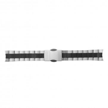 TW Steel klokkerem TWB125 Rustfritt stål Sølv 22mm