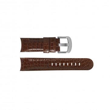 TW Steel klokkerem TWB126 Lær Brun 22mm + søm brun