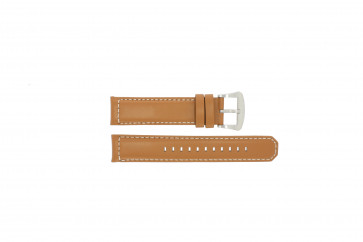 Klokkerem Seiko V172-0AG0 / SSC081P1 / L088011J0 Lær Brun 21mm