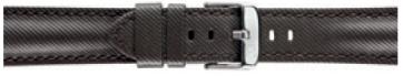 Morellato klokkerem Riding X4749797032CR24 / PMX032RIDING24 Lær Brun mørk 24mm + standard sømmer