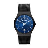 Armbåndsur Skagen Grenen T233XLTMN Analog Quartz klokke Menn