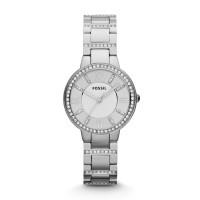Fossil ES3282 Virginia Quartz klokke Kvinner