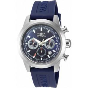 Klokkerem Invicta 15200-01 Silikon Blå 22mm