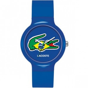 Lacoste klokkerem LC-46-4-47-2503 / 2020069 / 20mm Gummi Multicolor 14mm
