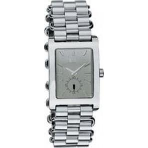 Klokkerem Dolce & Gabbana 3719240365 Stål Stål 21mm