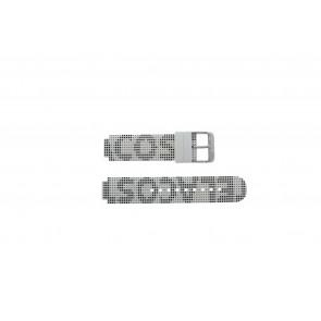 Lacoste klokkerem LC-46-1-29-2224 / 609302262 / 2010532 Silikon Hvit 14mm