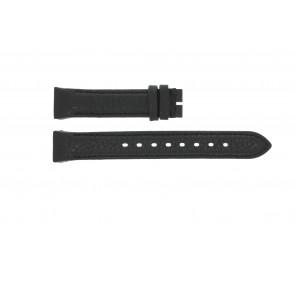 Klokkerem Breil TW106 / F660014126 Lær Svart 18mm