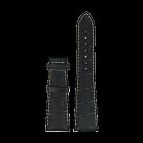 Klokkerem Certina C610014032 XL Lær Svart 23mm