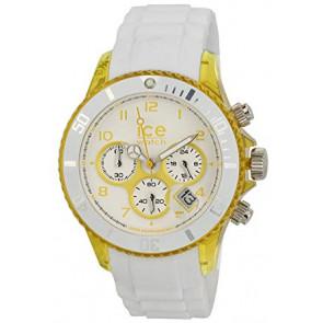Klokkerem Ice Watch CH.WYW.U.S.13 Silikon Hvit 20mm