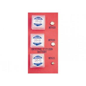 Citizen Oppladbart batteri MT920 / 295-29 - 1.55v