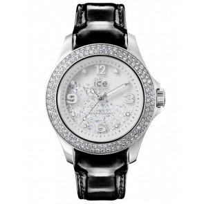 Klokkerem Ice Watch CY.SRB.U.L.15 Lær Svart 20mm