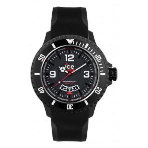 Klokkerem Ice Watch DI.BW.XB.R.11 Plast Svart 20mm