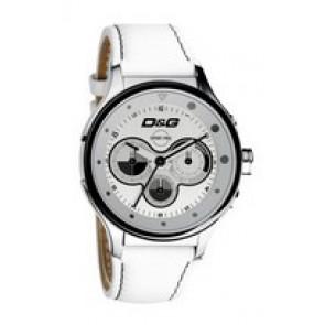 Klokkerem Dolce & Gabbana DW0212 (F357000728) Lær Hvit