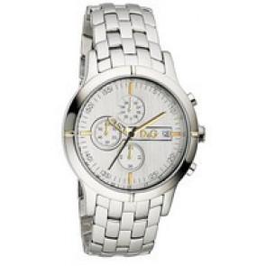 Klokkerem Dolce & Gabbana DW0481 Stål Stål
