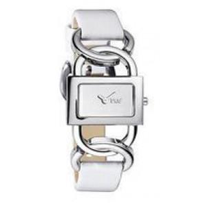 Klokkerem Dolce & Gabbana DW0563 Lær Hvit 16mm