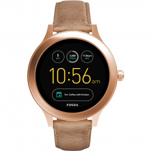 Fossil FTW6005  Q EXPLORIST SMARTWATCH 44MM Digitalt Kvinner Digital Smartwatch
